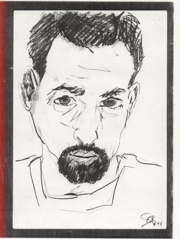 Self Portrait April 1994
